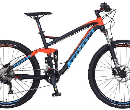 "Fully Mountainbike 27.5"" WOLVE-X"