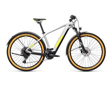 Cube Reaction Hybrid Pro 500 29 Allroad grey´n´yellow E-Bike Hardtail