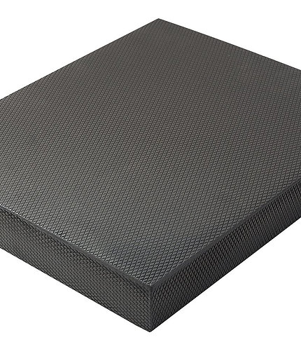 Balance Pad schwarz 40 x 35 cm