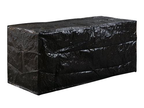 Abdeckplane für Rattan Kissenbox 140 x 75 x 75 cm