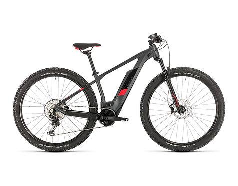 Cube Access Hybrid Race 500 iridium´n´red  E-Bike Hardtail Damen