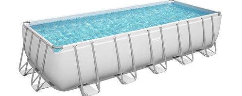Bestway Pool Komplett-Set 640 x 274 x 132 cm