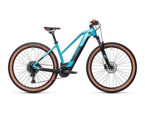 Cube Reaction Hybrid Pro 500 29 Lady petrol´n´orange  E-Bike Hardtail Damen
