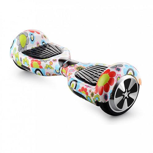 Elektro Hoverboard flower