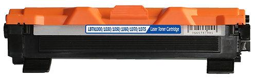 Toner schwarz kompatibel mit Brother TN-1000