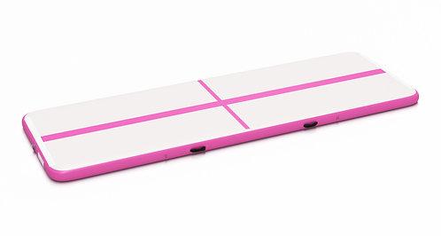 Airtrack Gymnastikmatte pink