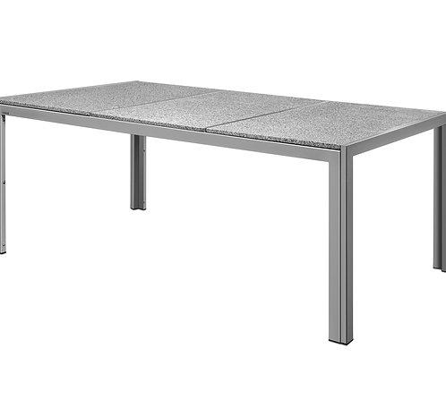 Granittisch 190 x 95 x 75 cm