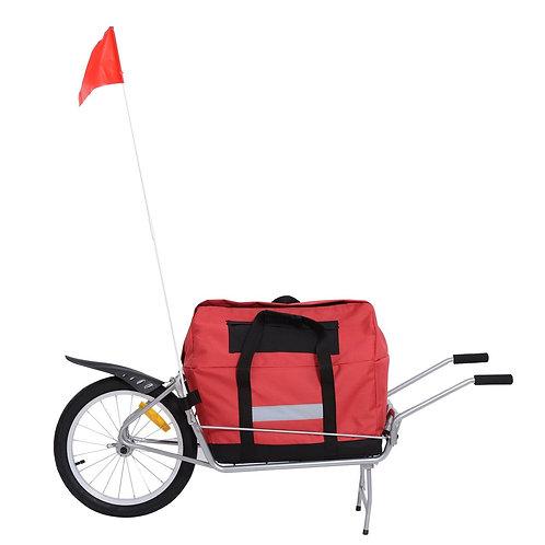 Veloanhänger Transportanhänger mit Tasche