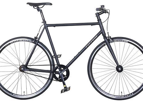 Fixie Bike 57 cm URBAN BLACK