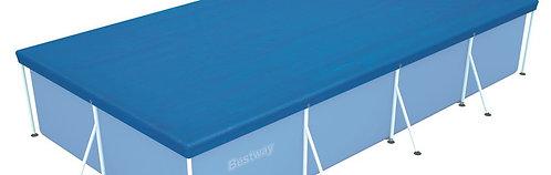 Abdeckplane für Pool 400 x 211 cm