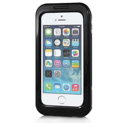 Wasserfeste Schutzhülle iPhone 5 / 5S schwarz