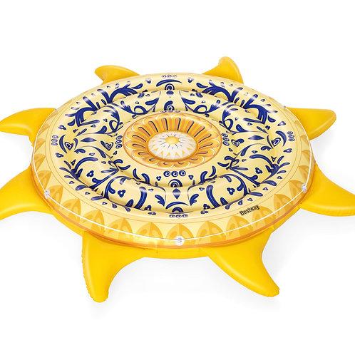 Badeinsel Sunny Sicily 226 cm