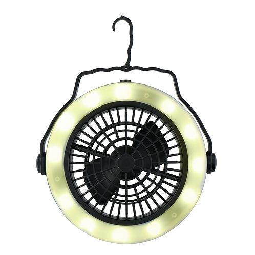 Campinglampe Ventilator 2 in 1