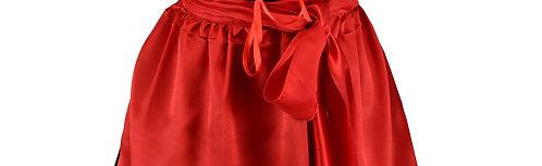 Dirndl Kleid rot Grösse 36