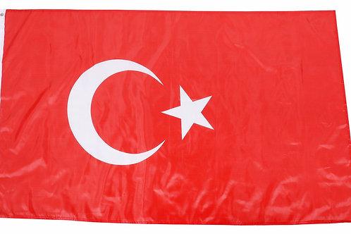 Nationalflagge Türkei 90 cm x 150 cm