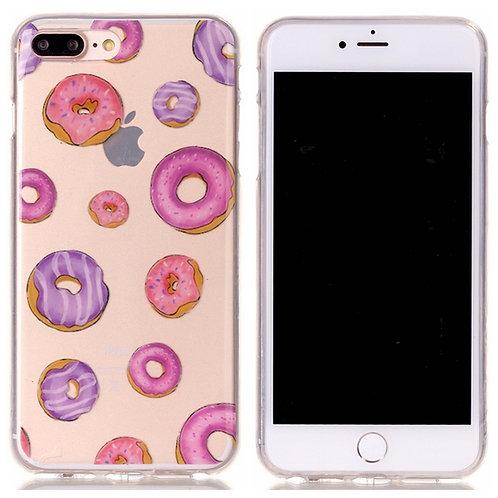 Cover Donuts für iPhone 7 Plus