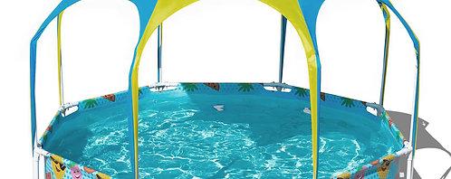 Bestway Pool Splash-in-Shade 244 x 51 cm