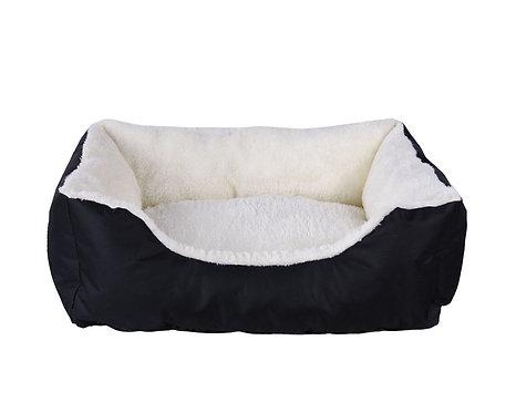 Hundebett KAY M schwarz