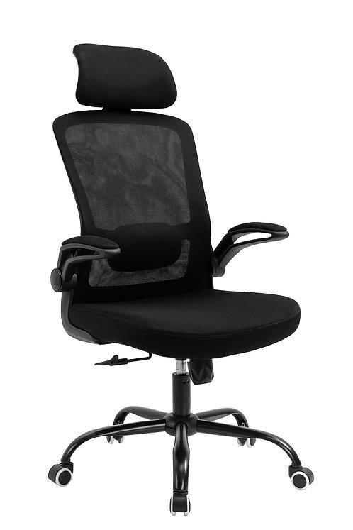 Bürostuhl REX schwarz