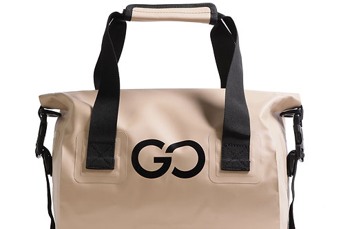 Duffle Bag Reisetasche 10L beige