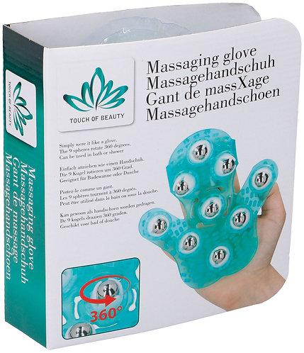 Massagehandschuh