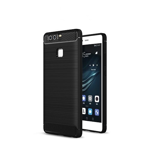 Cover schwarz für Huawei P9