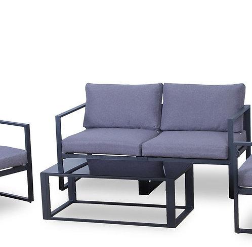 Lounge LEANDROS anthrazit