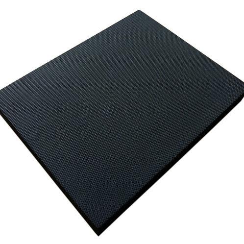 Balance Pad schwarz 50 x 40 cm