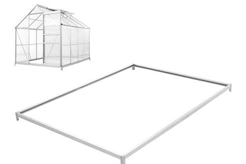 Fundament für Gewächshaus 250 x 190 cm