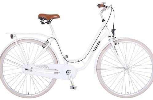 Citybike Verona WHITE PEARL