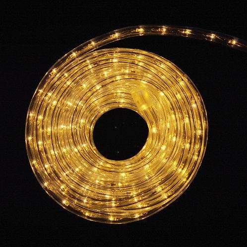LED Lichterschlauch 20m warmweiss