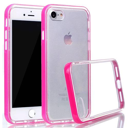Bumper pink für iPhone 7