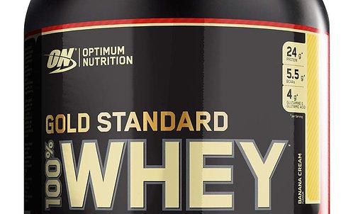 Optimum Nutrition Whey Protein Gold Standard 2267 g Banana