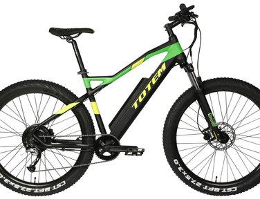 "E-Bike Mountainbike 27.5"" TURTLE-X"