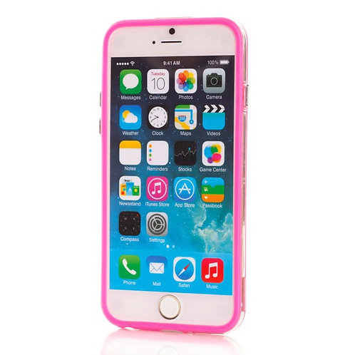Bumper für iPhone 6 pink