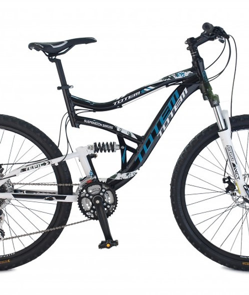 "Fully Mountainbike 26"" EAGLE-X"