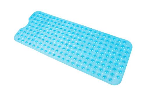 Antirutschmatte Badewanne blau