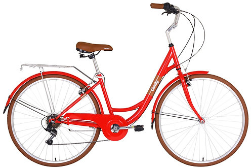 Citybike Damen RED CANDY