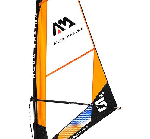 Aqua Marina Segel für Stand Up Paddle BLADE 5 m2