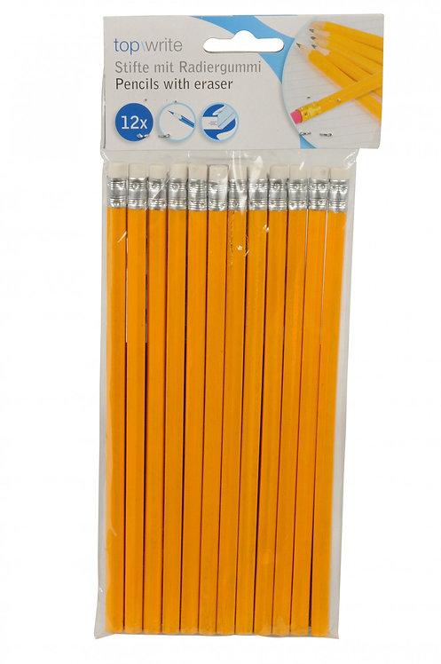 Bleistift Set 12-teilig