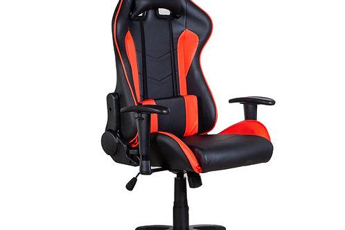 Gaming Stuhl Bürostuhl LIMITLESS schwarz rot
