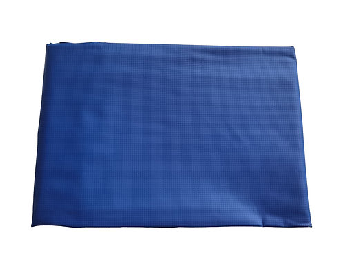 Abdeckplane blau 2 x 5 m