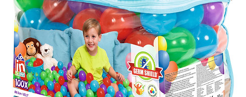 Antibakterielle Spielbälle 100 Stück