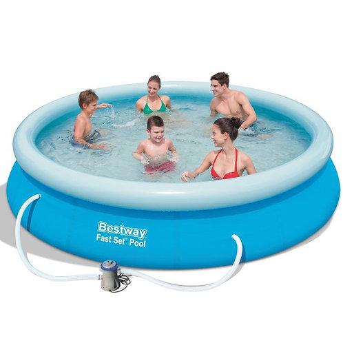 Bestway Pool mit Filterpumpe 366 x 76 cm