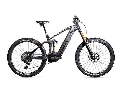 Cube Stereo Hybrid 160 C:62 SLT 625 27.5 Kiox carbon´n´prizmblack E-Bike Fully