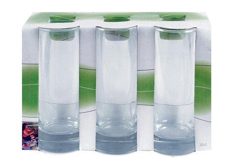 Longdrinkglas 6er Set 25cl