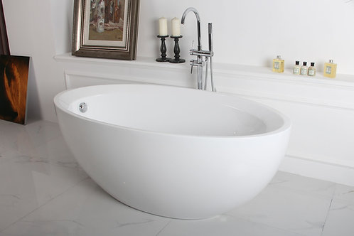 Badewanne freistehend JOSEFINE 180L