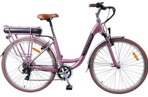 E-Bike City LINDSEY pink
