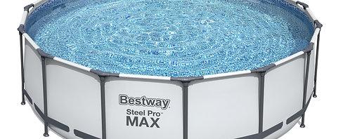 Bestway Pool Komplett-Set 457 x 122 cm