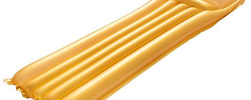 Luftmatratze Gold